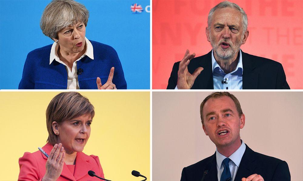 elezioni regno unito 2017 mani